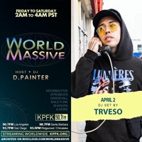 TRVESO World Massive Mix with D. Painter [04 - 02 - 2021]