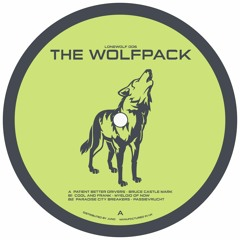 """LONEWOLF 006 - 'THE WOLFPACK' 3x12"""" [Presale Available]"""