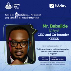 Goldmine: How to build an Innovative and social footwear brand in Nigeria