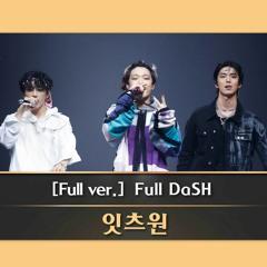 Full DaSH - 잇츠원(랩 유닛 BOBBY, 휘영 HWIYOUNG, 선우 SUNWOO)