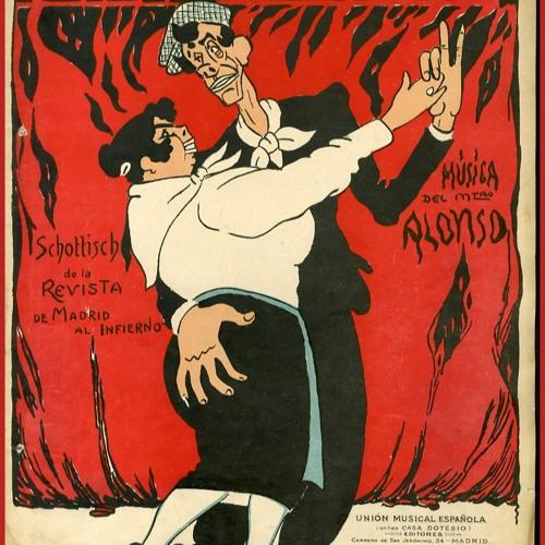 De Madrid al infierno (1918)