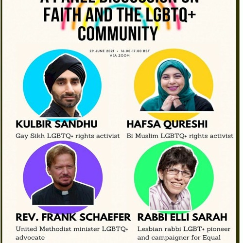 NATWEST Rainbow Pride Panel (UK)