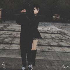 invisible (feat. Mizuki, prod. guda x strang)