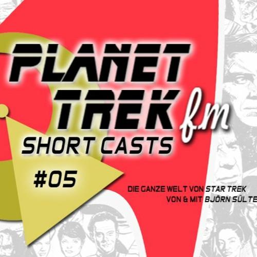 Planet Trek fm - Short Casts #005: Zwei kämpfen für Sim!