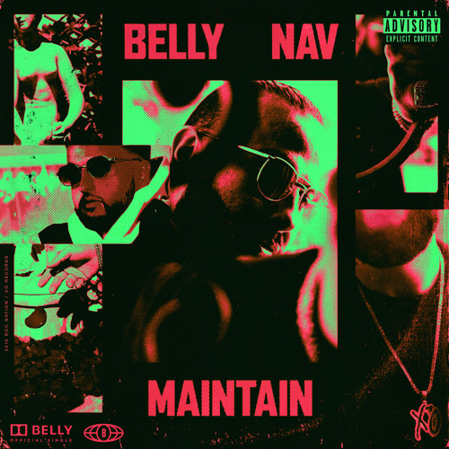 Maintain (feat. NAV)