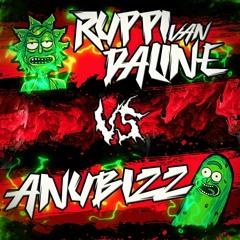 Anubizz vs Ruppi van Daline - Rumgezucke auf  Möbelmukke [195 BPM - Hardtekk]