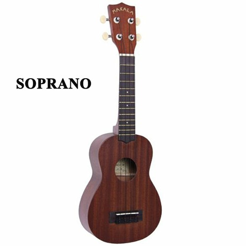 Soprano Ukulele Sounds