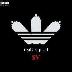 Real Art Pt. II - $upaVillian (prod. Georgia Anne Muldrow)