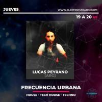 Lucas Peyrano - Frecuencia Urbana - Jueves 05 - 03 - 20 Artwork