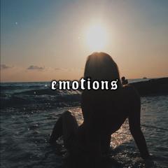 "[FREE] Iann Dior x 24kGoldn Type Beat ""Emotions"" | Chill Guitar Trap Instrumental 2021"