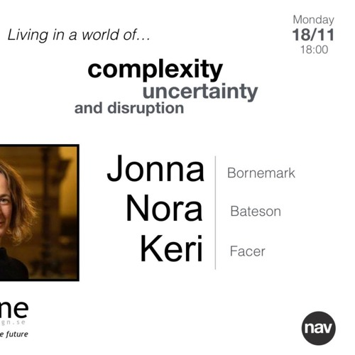 Living in a world of complexity - del 2