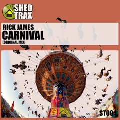 Rick James - Carnival  ( SC Teaser Clip ) OUT NOW !!