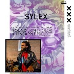 き Sylex X Pineapple Project X  Sound Light ColoR Atelier 05:09:20 な  Live SeT (AmsterDam)