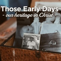 Those Early Days: Preparation - Gregg Donaldson