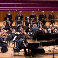 Pianist Kevin Chow performed 'Piano Concerto No. 2, Op. 16' by Prokofiev