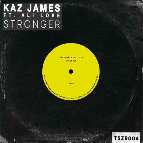 Stronger (Extended) [feat. Ali Love]