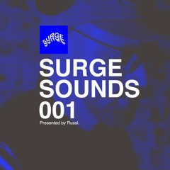 FREE SAMPLE PACK: SURGE SOUNDS 001