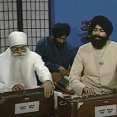 Prabh Thaerae Pag Kee Dhhoor | Sant Partap Singh Ji & Partap Brothers | 90s