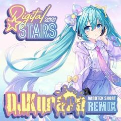 gaburyu & nyankobrq feat.Hatsune Miku - sweety glitch (DJKurara's Hardtek Short Remix)