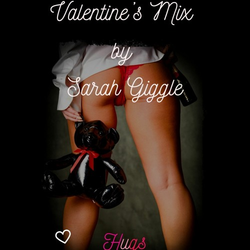 Valentines Mix Hugs & kisses by Sarah Giggle 2021