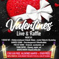 V. ROCKET INTL LIVE STREAM VALENTINES SPECIAL - 12 - 02 - 21