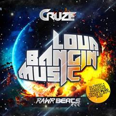 Cruze - Loud Bangin' Music Album - 14 Unmixed UK Hardcore Tracks - OUT NOW!