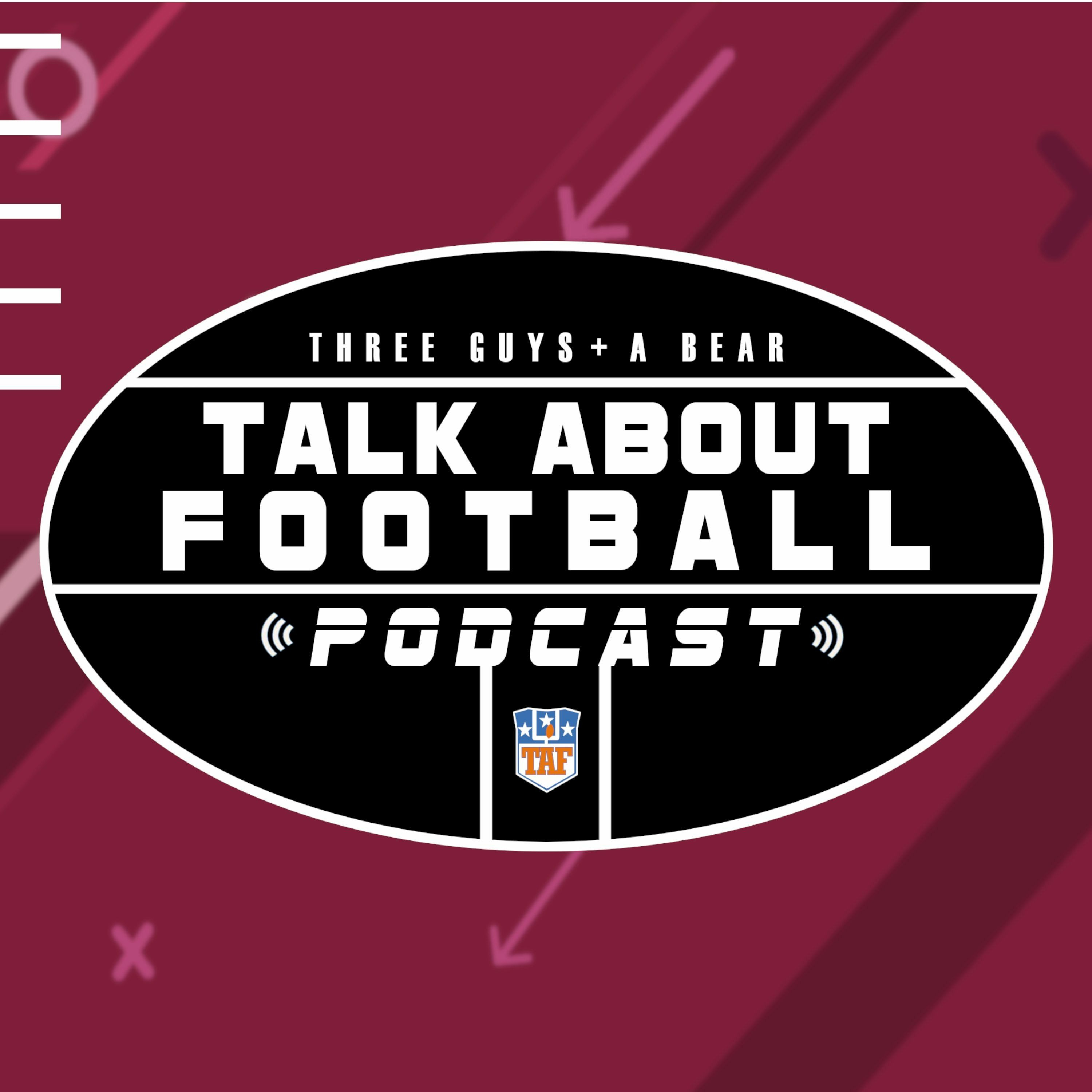Three Guys (and a Bear and a Dog) Talk About Football - 2020-2021 NFL Week 11-12