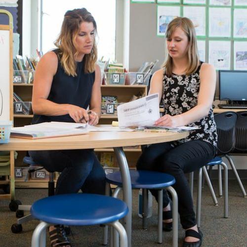 Mentor Teachers' Voices | Megan Kelley-Petersen & Taylor Stafford