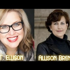 Bestselling Authors JT Ellison & Allison Brennan, Interviewed By Pam Stack