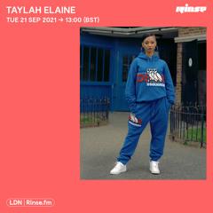 Taylah Elaine - 21 September 2021