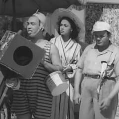 إسماعيل يس + عبدالعزيز محمود + سعاد مكاوي - يا مظلومين يا احنا ... عام 1949م