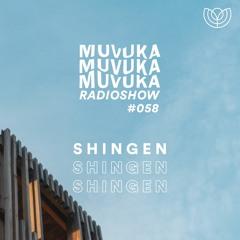 MUVUKA RADIOSHOW #058 - ORANGE JUICE TAKEOVER - SHINGEN