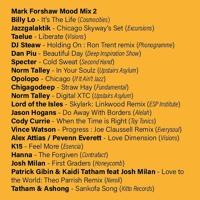 Mark Forshaw Mood Mix 2