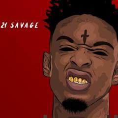 21 Savage x MoneyBagg Yo (TYPE BEAT)