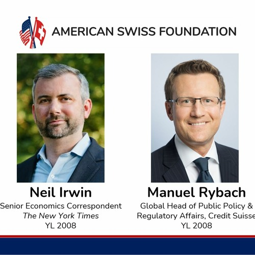 ASF CONNECT featuring Neil Irwin of The New York Times | June 11, 2021