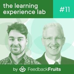 Episode #11: Feedback - my learning edge, with Glen Wheatley