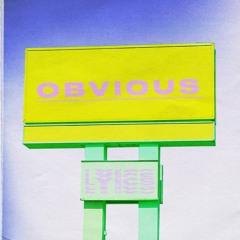 Obvious - Single