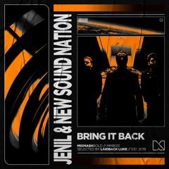 Jenil & New Sound Nation - Bring It Back