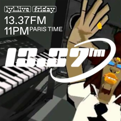 "Uglyy - 13.37 FM / ""Hi-tech NRG"" - LYL Radio - 28.02.20"