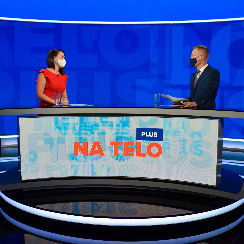 Na telo plus (14.9.): Jana Bittó Cigániková