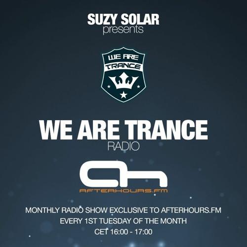 Suzy Solar presents We Are Trance Radio 030