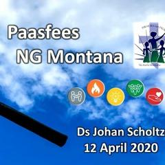 Paasfees 12 April 2020 MP3