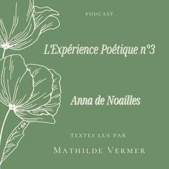 EP3. Anna de Noailles