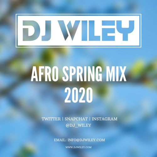 Afro Spring Mix 2020