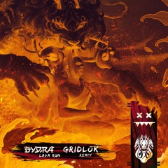 Eatbrain 130 / Gydra - Lava Run [Gridlok Remix]