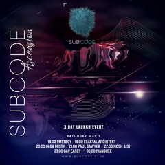 Fractal Architect - Subcode Radio Ascension - Launch event guest mix