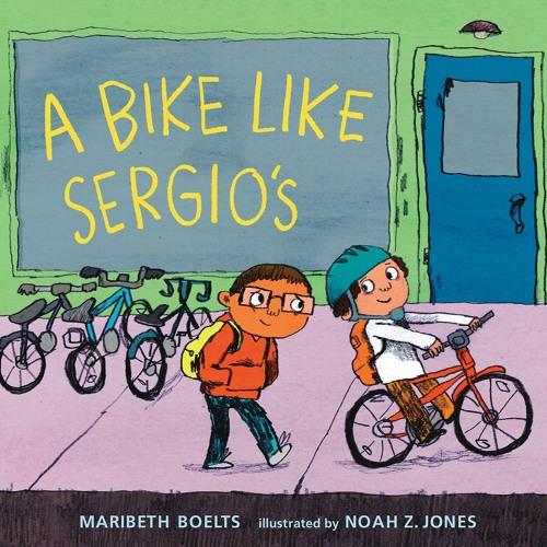 A Bike Like Sergios Read By Michele Shelton