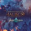 Bienvenidos A Jalisco Portada del disco