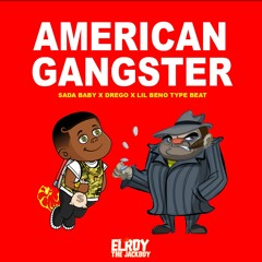 """AMERICAN GANGSTER"" Sada Baby/Drego/Lil Beno/DamJonBoi/Detroit Type Beat *FREE* 2020"