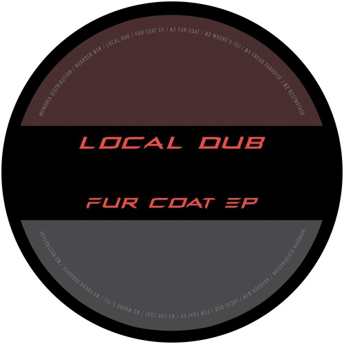 Local Dub - Fur Coat EP - HOARD019